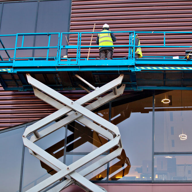 Scissor lift training ACT and New South Wales NSW
